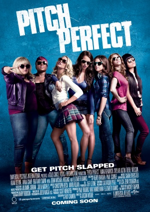Pitch Perfect movie poster (courtesy of Universal Pictures)