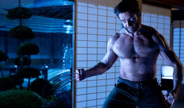 "Hugh Jackman in ""The Wolverine"" (Photo by Ben Rothstein, courtesy of 20th Century Fox)"