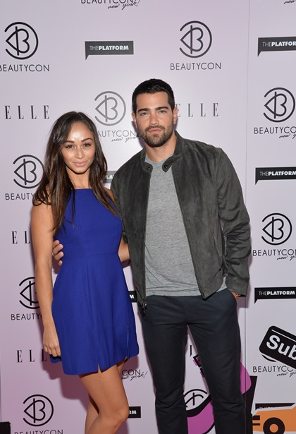 BeautyCon_Jesse Metcalfe and Cara Santana