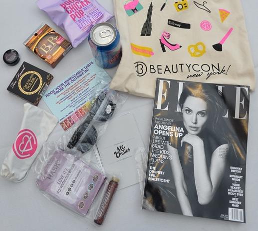BeautyCon_gift bag
