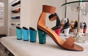 Tanya Heath Paris Shoes