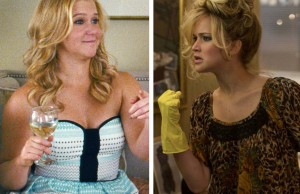 No Merchandising. Editorial Use Only. No Book Cover Usage Mandatory Credit: Photo by Everett/REX Shutterstock (4899668b) Trainwreck, Amy Schumer, Nikki Glaser, Claudia O'Doherty, 'Trainwreck' - 2015