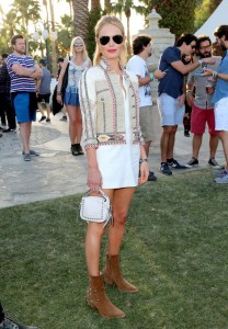 Kate Bosworth, Coachella, Empire Polo Club