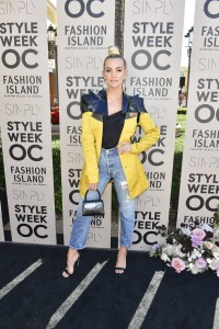 Ashlee Simpson Ross at SIMPLY