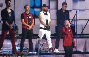 Backstreet Boys Irvine Concert